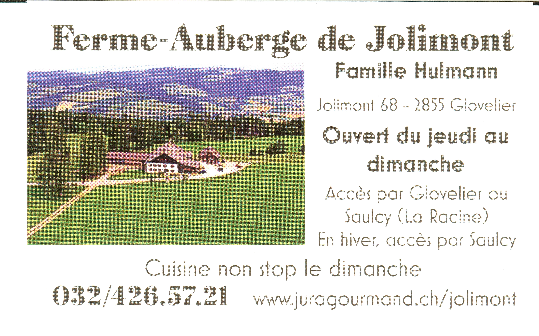 AubergeJolimont
